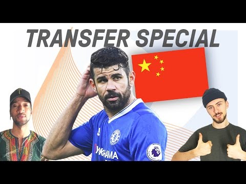 watch Diego Costa Can't Resist China Mega Money! | Comments Below Transfer Special