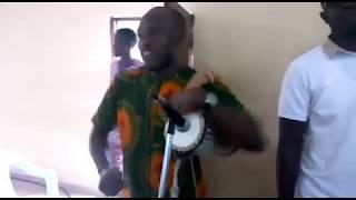 Gbengus entertainment & Talking drum