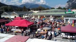 سوق الاحد في انسبروك / تيرول / النمسا   Sunday market in Völs / Innsbruck / Tirol / Austri