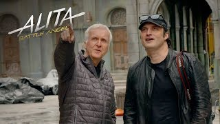 Alita: Battle Angel | Behind the Scenes with James Cameron and Robert Rodriguez | 20th Century FOX