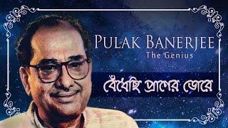 Superhit Bengali Songs Of Pulak Banerjee   Haajaar Taaraar Aaloy   Lata Mangeshkar   Kishore Kumar
