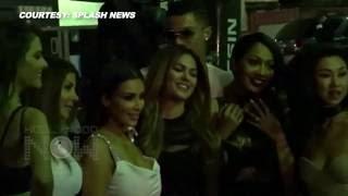 Kim Kardashian CAUGHT COZYING with Cristiano Ronaldo | Rare Footage