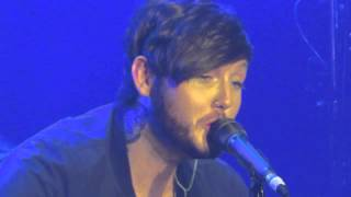 James Arthur  Smoke Clouds 14042014 In Amsterdam Netherlands