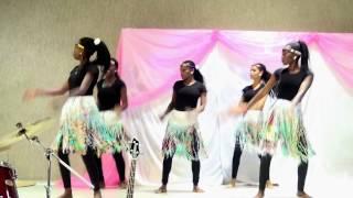 African Choreography BY El-shaddai Dance