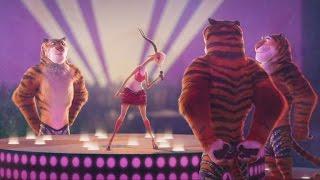 Shakira Is a Singing Gazelle in New 'Zootopia' Trailer