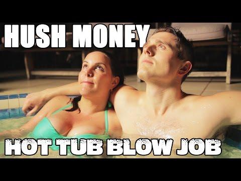 Hot Tub Blow Job
