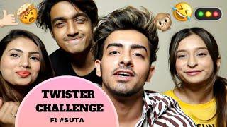 TWISTER CHALLENGE   Ft #SUTA   Sanket Mehta