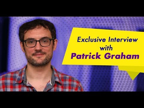 Xxx Mp4 Patrick Graham Writer Amp Director Of Ghoul Exclusive Interview With The Digital Hash 3gp Sex