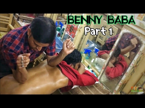BENNY BABA S WORLD S BEST HEAD AND BACK MASSAGE ASMR