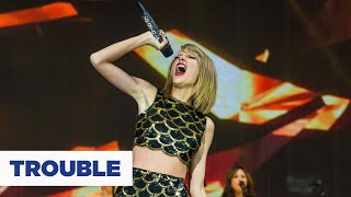 Taylor Swift - Trouble (Live at the Jingle Bell Ball)