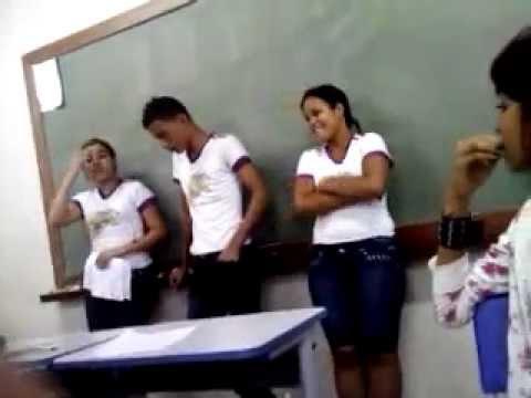 Pollyana escola
