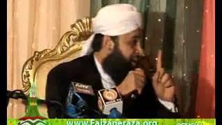 Owais Raza Qadri on river thames London Mehfil