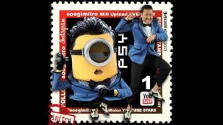 PSY - DADDY Version Minions Music (Best Video Funny)