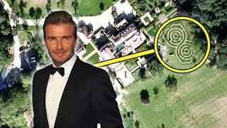6 Amazing Things Found Inside Footballer Houses