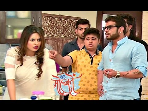Yeh Hai Mohabbatein 21st November 2016 Full Episode On Location - News - Ishita, Raman, Shagun