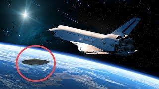 No Crees en Extraterrestres?, Mira Esto! OVNIS captados por la NASA y por Personas