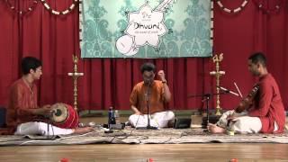 Yuva Sangeetha Lahari -- Mohana Rama in Ragam Mohanam