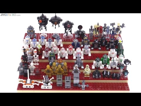 Xxx Mp4 My Incomplete LEGO Star Wars Droid Collection So Far Feb 2016 3gp Sex