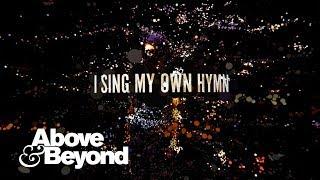 Above & Beyond feat. Zoë Johnston - My Own Hymn (Lyric Video)
