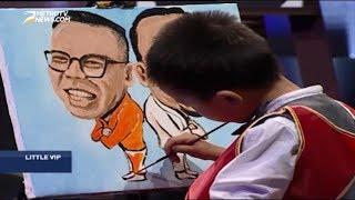 Little VIP - Indahnya Lukisan Karya Anak Umur 6 Tahun