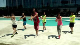 ZUMBA® 'Metela Sacala' El Chevo - Dance Project Team