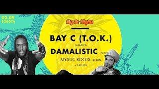 Bay-C feat  Damalistik - Mystic Nights - Boogaloo Beach Bar - Poland, Warsaw