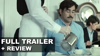 The Lobster Official Trailer + Trailer Review - Colin Farrell 2015 : Beyond The Trailer