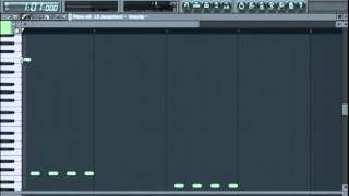 FL Studio-  How to make a baseline