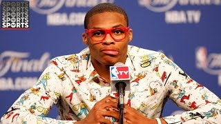 Russell Westbrook Won't Win MVP and He Probably Doesn't Care