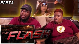 The Flash Season 4 Episode 23 : REACTION WITH MOM!! (Part 1)