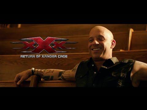Xxx Mp4 XXx IL RITORNO DI XANDER CAGE Con Vin Diesel Trailer Italiano Ufficiale 3gp Sex