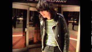 Joey Ramone clip from