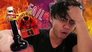 Extreme Hot Sauce Challenge FAIL! | Would You Rather?