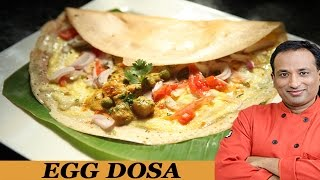 Egg Dosa Breakfast