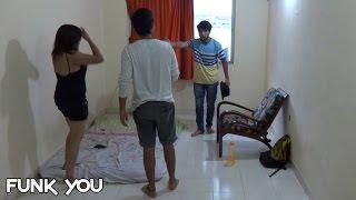 Girlfriend Seducing Friend - Prank by Funk You (Friendship Day Special)