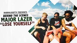 Major Lazer feat RDX & Moska - Lose Yourself [Behind The Scenes]