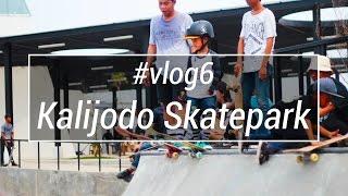 Kalijodo Skatepark (ex. prostitution place) - Jakarta 2017