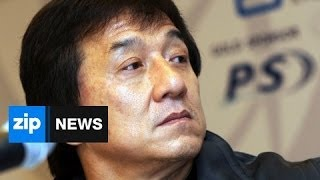 Jackie Chan Furious Over Son's Drug Arrest - August 22, 2014