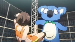 Japanese Mascot Wrestling