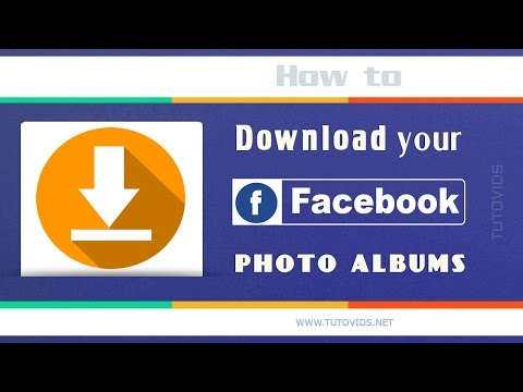 Xxx Mp4 How To Download Your Photo Albums From Facebook 3gp Sex