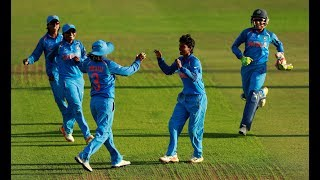Women's Cricket World Cup: Mithali Raj 'speechless' after India stun Australia in semis