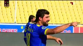 مباراة : القوة الجوية 5 - 0  الحسين ديربي العراقي