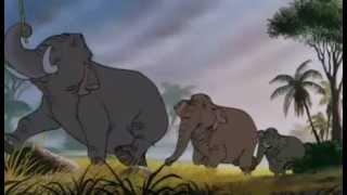 Le Livre de la Jungle *La patrouille des éléphants* [Colonel Hathi's March]