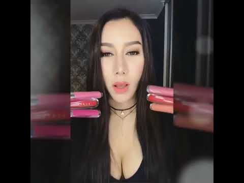 Xxx Mp4 รีวิวลิป Gorgeous Woman By สาว PlayBoy Bunny Gege 3gp Sex