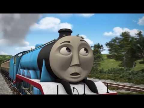 Thomas e seus amigos Gordon secou