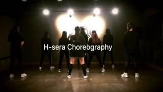 Work by Iggy Azalea/ H-sera Choreography