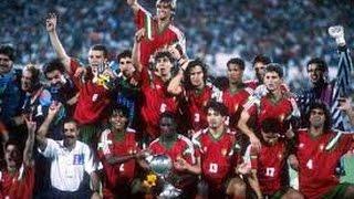 Final   Campeonato   Mundial  Sub-20  1991  Portugal   vs   Brasil