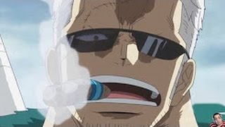 One Piece - Smoker and Tashigi In the New World After 2 Years ! ENG SUB