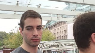 The Crew Goes To England (The Adventures Of KYR SP33DY Jahova NobodyEpic & Legion)