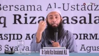 Romantisnya Nabi Muhammad Shallallahu Alaihi Wasallam Di Meja Makan